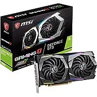 MSI Gaming GeForce GTX 1660 128 bits HDMI/DP 6 GB GDRR5 HDCP Soporte DirectX 12 Dual Fan VR Ready OC Tarjeta gráfica (GTX 1660 Gaming X 6G)