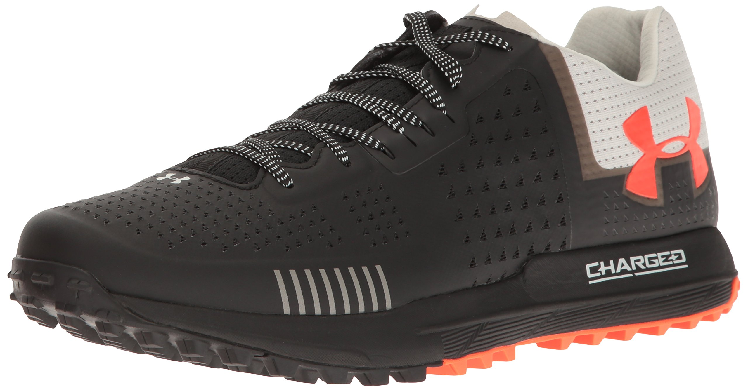 Under Armour Men's Horizon RTT Running Shoe, Black, 8