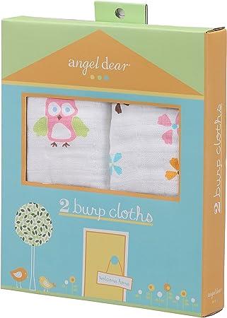 angel dear burp cloths