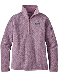 f3b59ebe8 Amazon.com: Patagonia Kids Boys' Better Sweater 1/4 Zip (Little Big ...