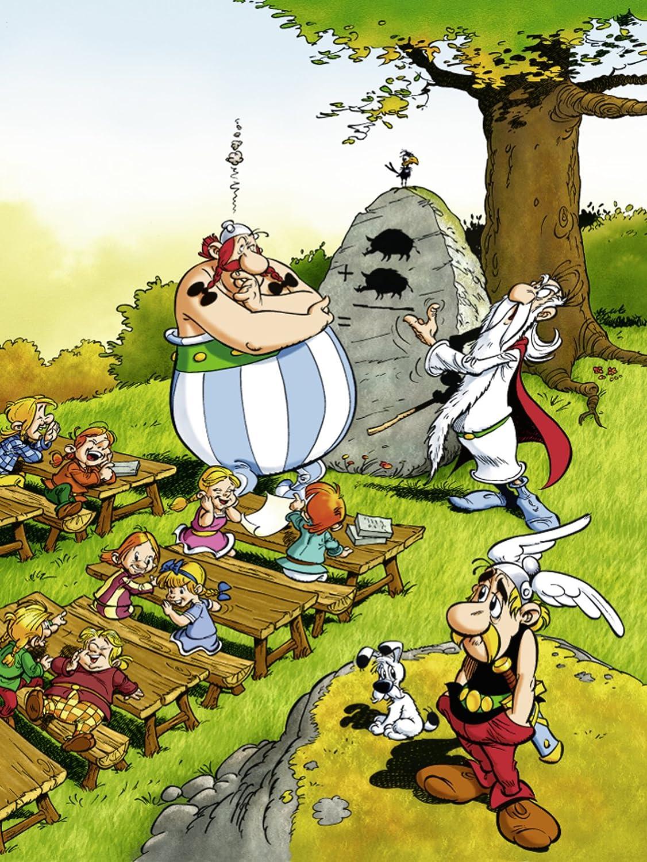 Ravensburger -10958 - Puzzle enfant - Obélix L'Écolier / Astérix - 100 Pièces B000NJWM4K