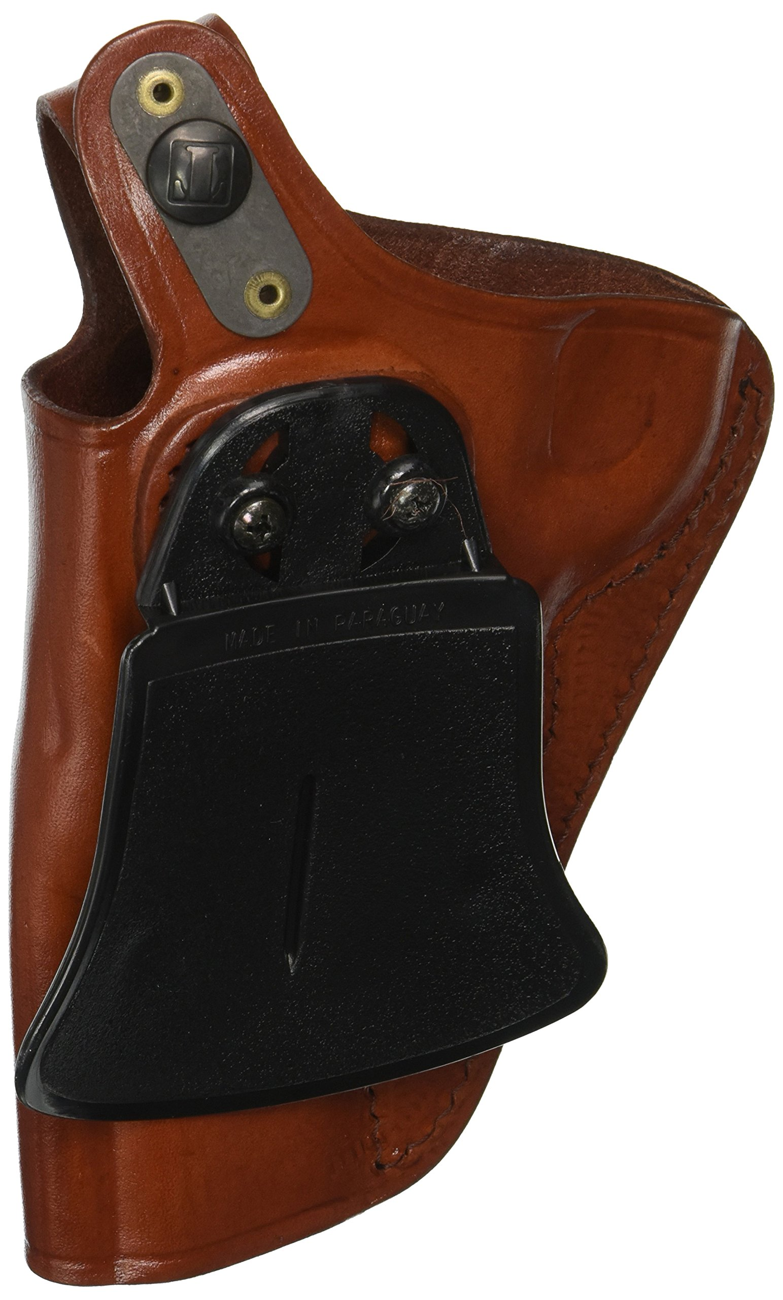 Tagua PD1R-952 S&W N Frame 4'' Brown/Left Hand Rotating Thumb Break Paddle Holster by Tagua (Image #2)