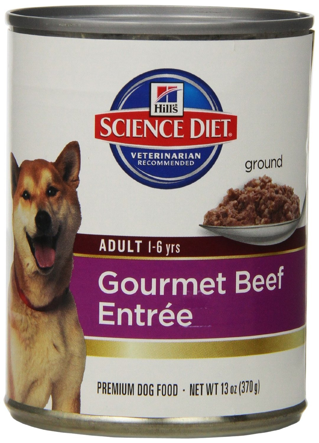healthiest canned dog food