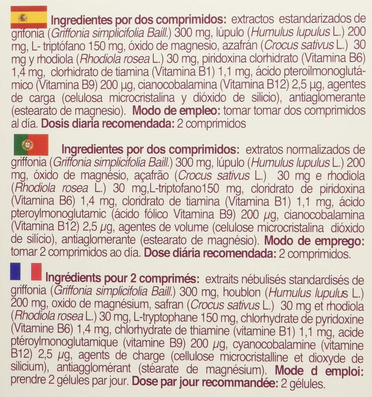ANSIOMED MENTE POSITIVA 45 CÁPSULAS - BIOSERUM: Amazon.es: Salud y cuidado personal