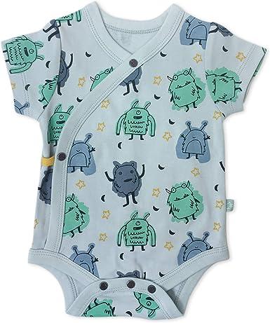 Unisex Baby Short Sleeve Organic Bodysuit I DO What I Want Toddler Clothes