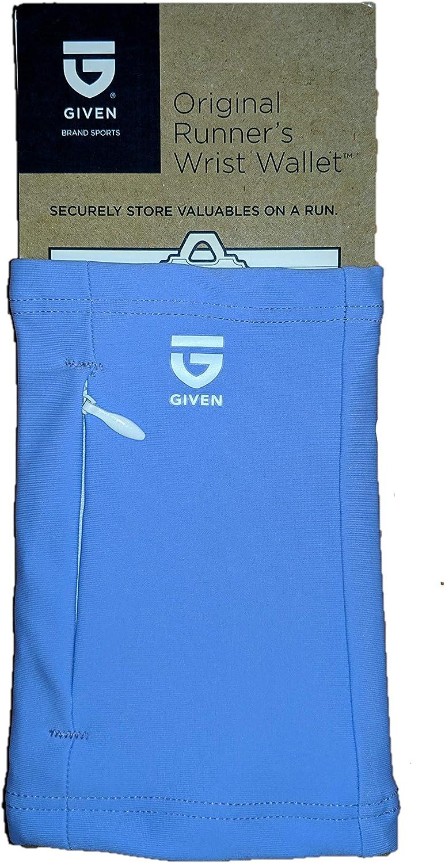 Given Brand Sports Original Runners Wrist Wallet Pink