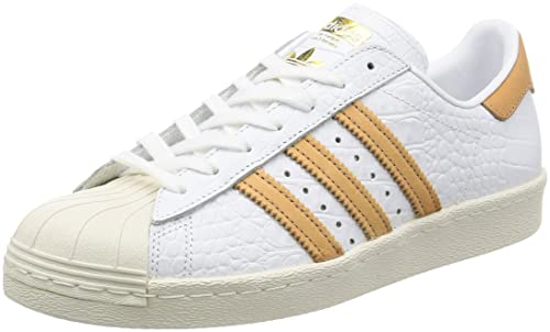 5d39208604c Adidas Superstar 80s Zapatillas Para Hombre  adidas Originals  Amazon.es   Zapatos y complementos