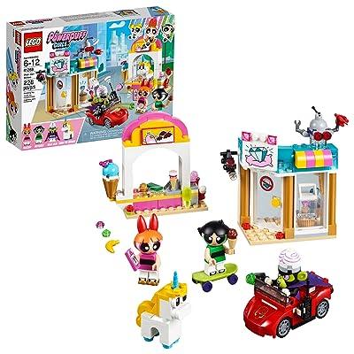 LEGO The Powerpuff Girls Mojo Jojo Strikes 41288 Building Kit (228 Pieces): Toys & Games