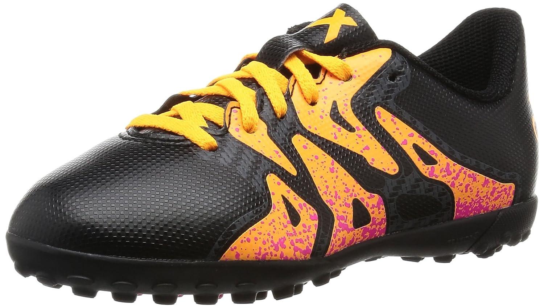 adidas Unisex Kids' X 15.4 Tf Football Boots s74611_gldblk