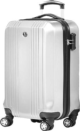 Léger Valise 4 Roues Bagages Sac de voyage étui dur grande valise cabine
