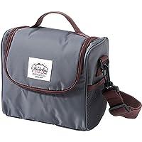 LOCK & LOCK Lunch Bag, Dark Gray, 10 Liter, HWB763DGRY