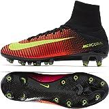 Nike Mercurial Superfly V AG-PRO 831955-870 Crimson Men's Soccer Cleats