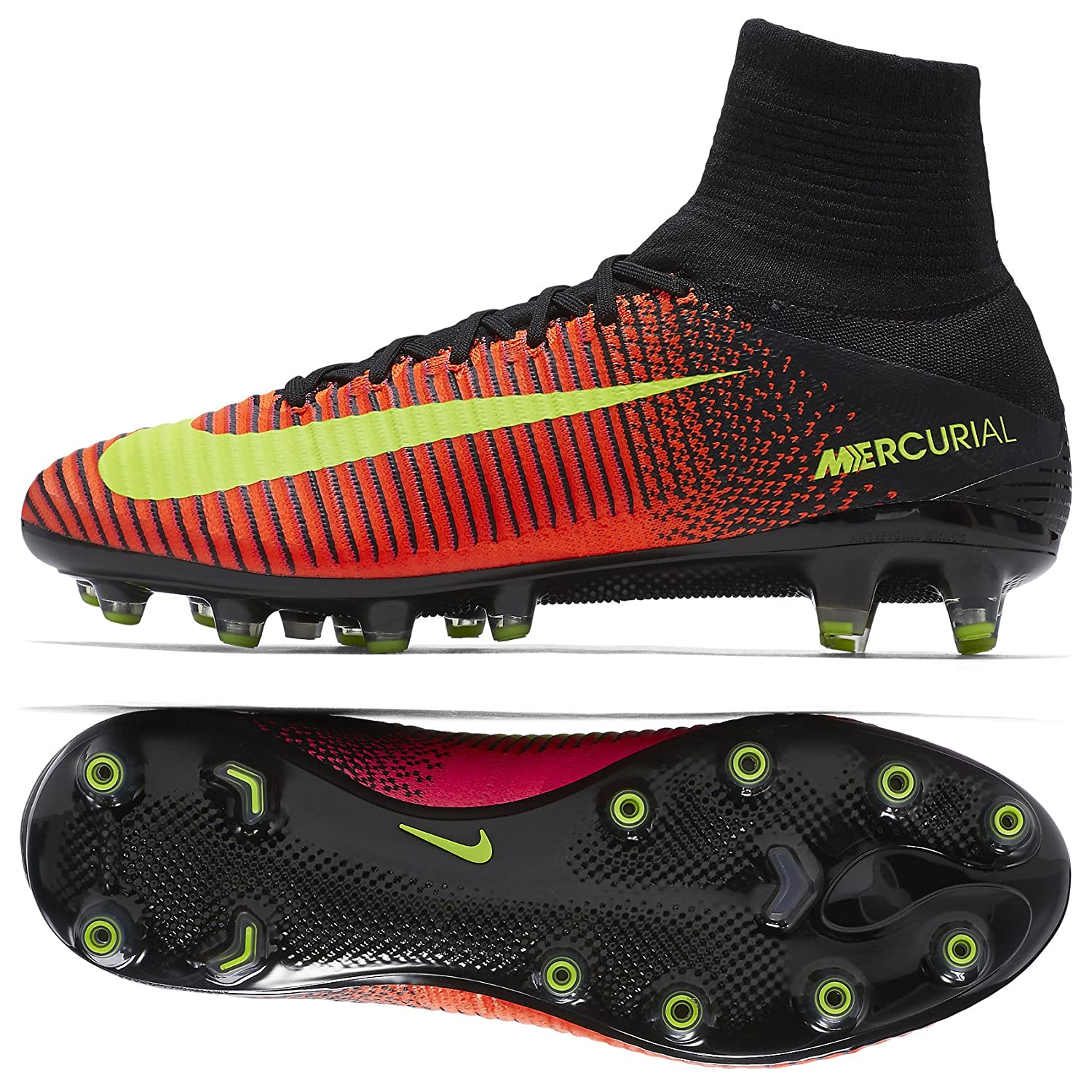 1f1f532d8 ... 50% off amazon nike mercurial superfly v ag pro mens artificial grass  soccer 831955 870