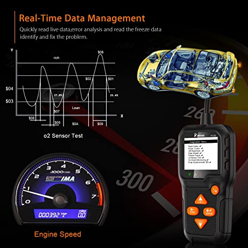 the KARFANS K120 performs well in engine diagnostics.