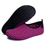 571f32c9f7f3 Save 26%. Buy Now! L-RUN Womens Water Shoes Woven Shoes Lightweight ...