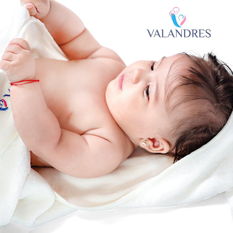 Amazon.com: Toalla para bebé con capucha suave y grande ...