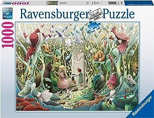 Ravensburger 16806 4 The Secret Garden, Multi-Coloured