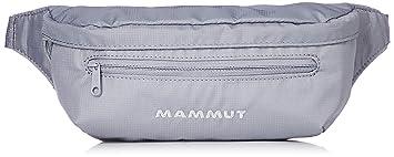 Mammut Classic Bumbag 00470 Mochila, Unisex Adultos, Gris (Iron), 11.5x26x11