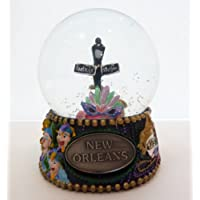 New Orleans Snow Globe 65mm