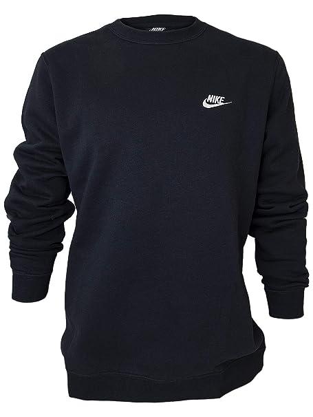 Nike Men\u0027s Sportswear Club Crew Bb Sweatshirt