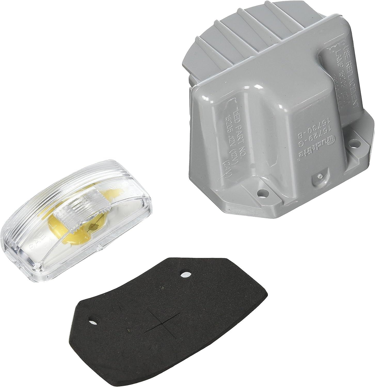 Truck-Lite Model 15 Rectangular Sealed Clear Light 15208