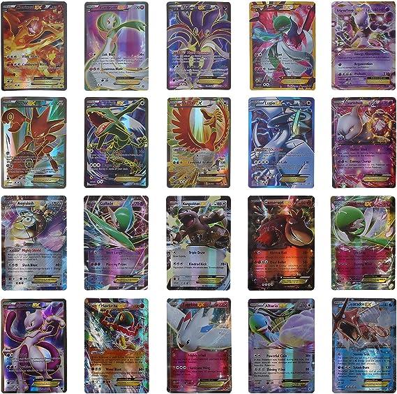Colfeel 100 Piezas Pokemon Cartas Sun & Moon Series, Ultra Prism Series, Pokemon Tarjeta, Juego de Cartas, Pokemon GX, EX, Trainer Cartas: Amazon.es: Hogar