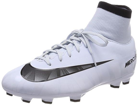 7716ced28 Nike Mercurial Victory VI Cr7 DF Fg Jr 903592, Sneaker Unisex - Bambini:  Amazon.it: Scarpe e borse