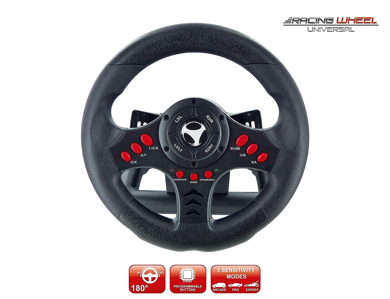 Subsonic SA5426 Racing Wheel Universal