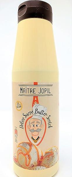 Maître Jopil - Topping Salsa Butterscotch Caramelo con Leche 1,2kg