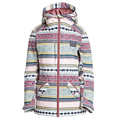 20cda7aad46f Amazon.com: Billabong Jara Womens Snow Jacket X Small Multi: Clothing