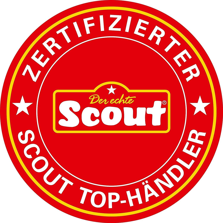 DANCE SCOOTER GRATIS T/änzerin SCOUT ALPHA Schulranzen-Set 5tlg mit SPORTTASCHE
