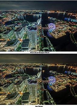 Marumi 58mm Slim MC StarScape Filter Broadband Light Pollution Reduction for Night Sky//Star 58 Made in Japan