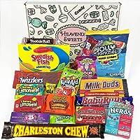 Confezione di Dolci Americani | Caramelle e Cioccolato Regalo | Scatola di Candy