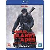 War For The Planet Of The Apes [Blu-ray] [2017]
