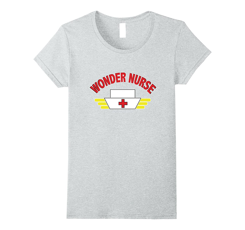 Wonder Nurse T Shirt For Women