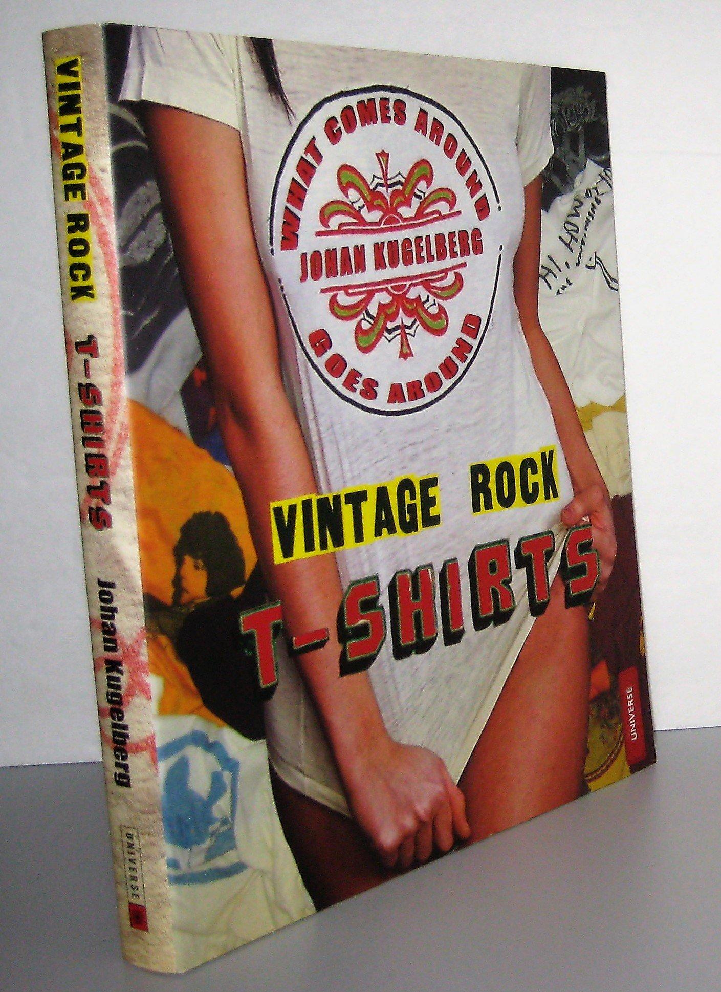 Vintage Rock T-Shirts ebook