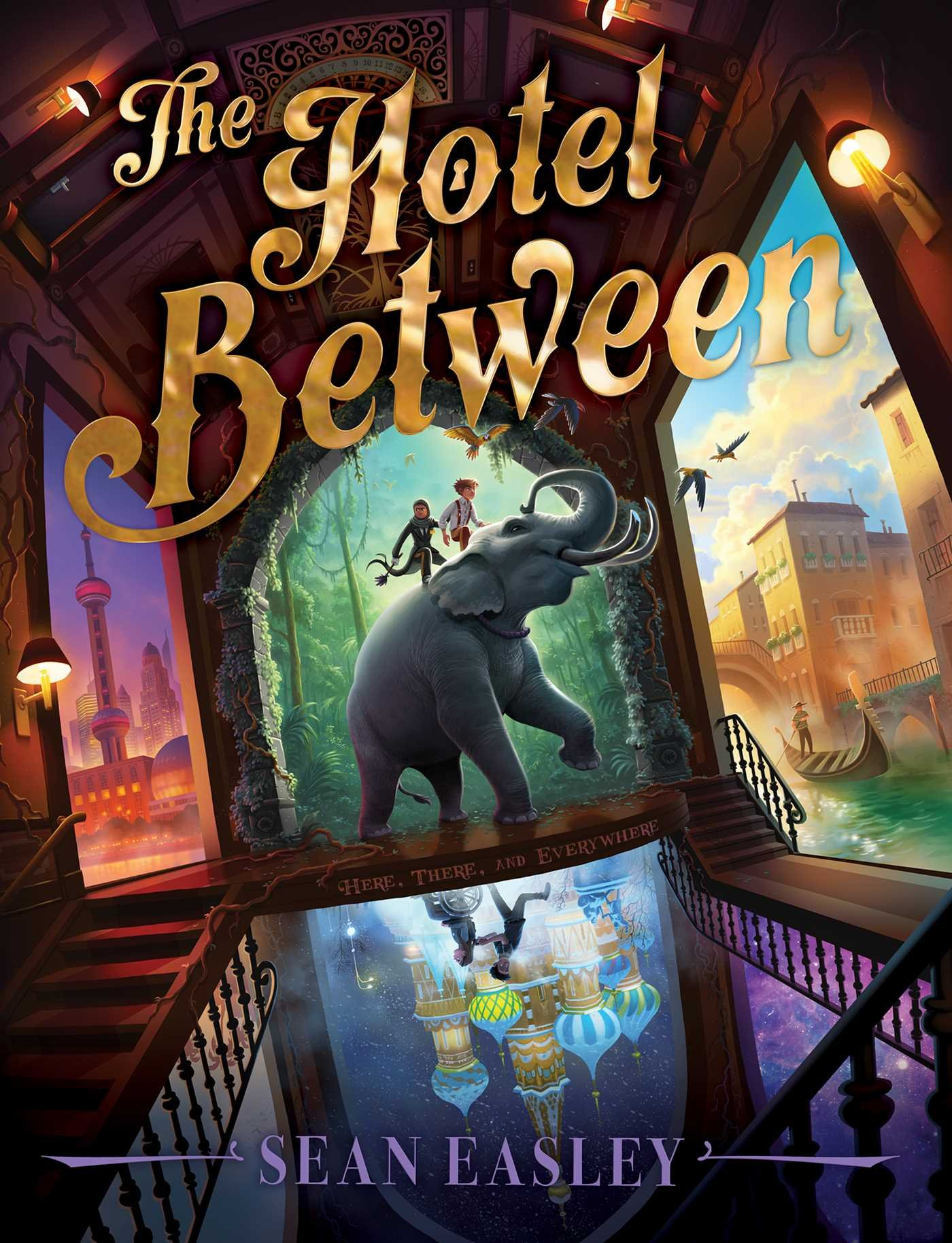 Read Online The Hotel Between pdf epub