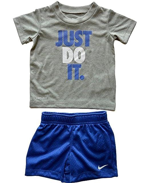 db0732059d904 Amazon.com: Nike Baby Boys' 2 Piece