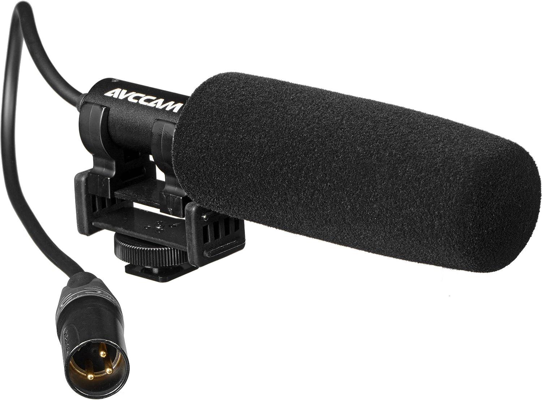 Panasonic AG-HMC150 Camcorder External Microphone
