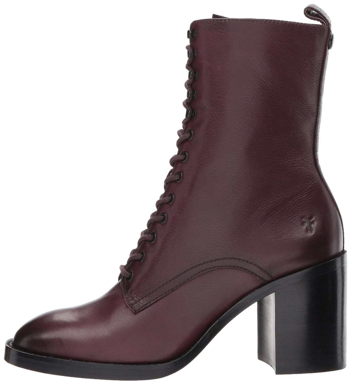 FRYE Women's Pia Combat Boot B06W2G6R6X 10 B(M) US Wine