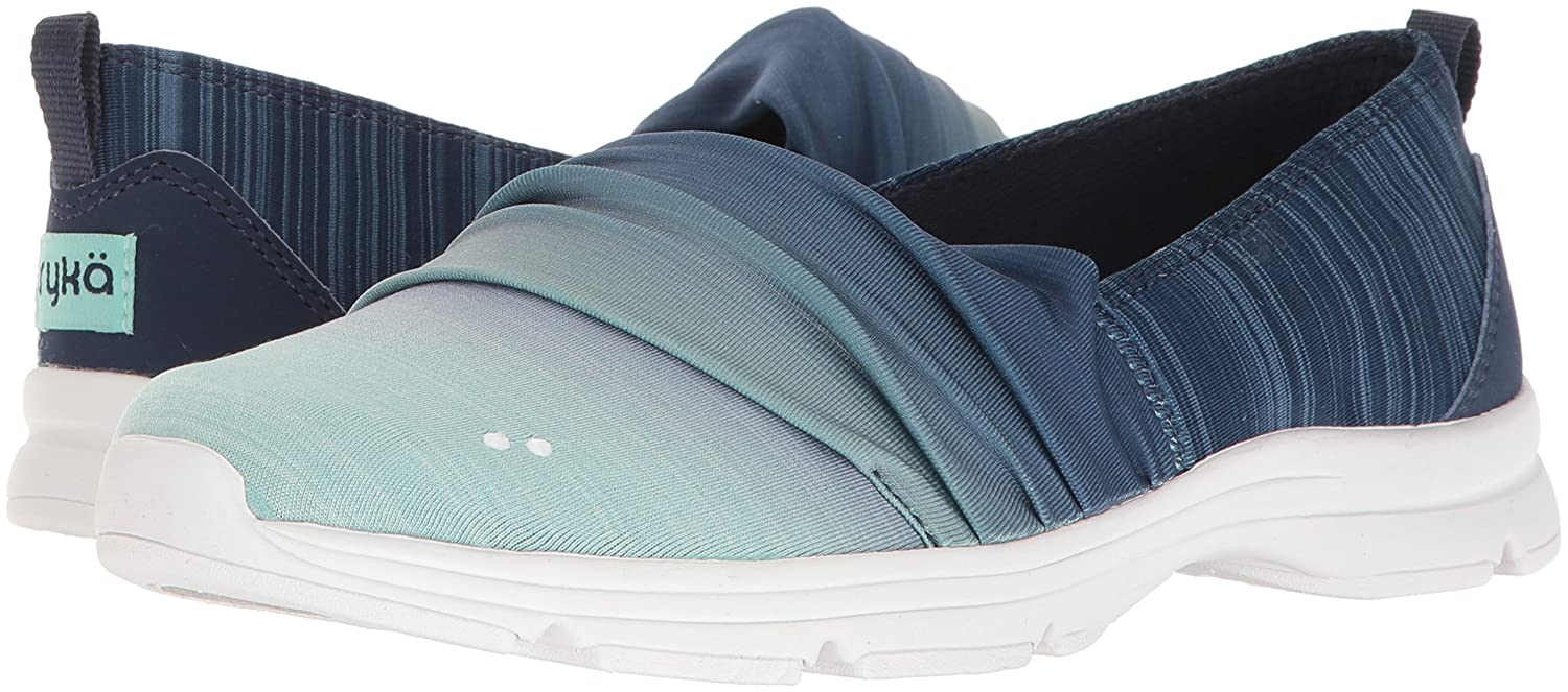 Ryka B01KZ988XG Women's Jamboree Fashion Sneaker B01KZ988XG Ryka 6 B(M) US|Navy/Mint 5916f7