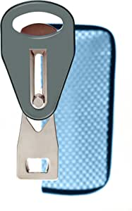 The Easylock - The Lightweight, Easy to Install, Super Strong Temporary Door Lock. (Silver)