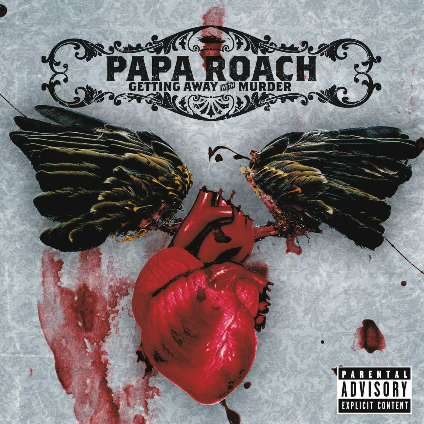 CD : Papa Roach - Getting Away with Murder [Explicit Content] (Enhanced)