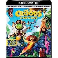 Croods: A New Age (4K Ultra Hd/Blu-Ray/Digital)