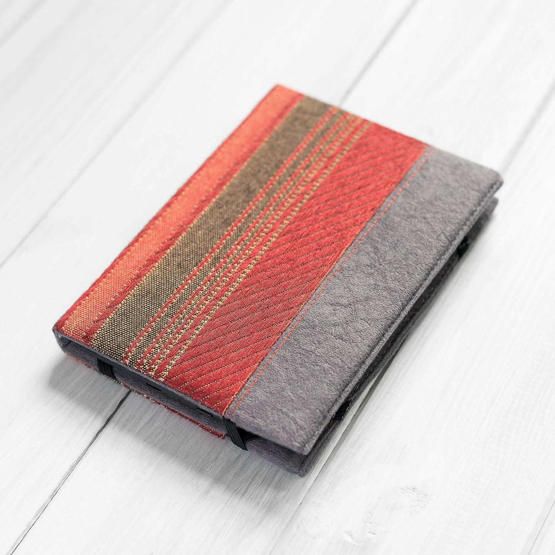 eReader fabric Hardcover Kindle Paperwhite, Voyage case Kobo ebook cover