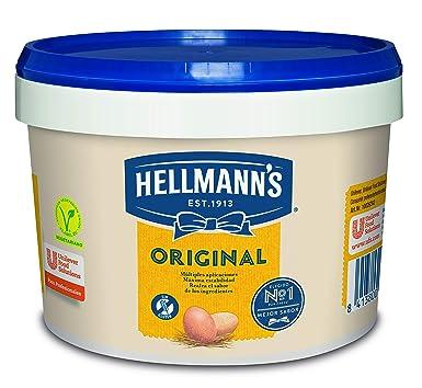 Hellmanns Mayonesa Original Sin Gluten para profesionales ...