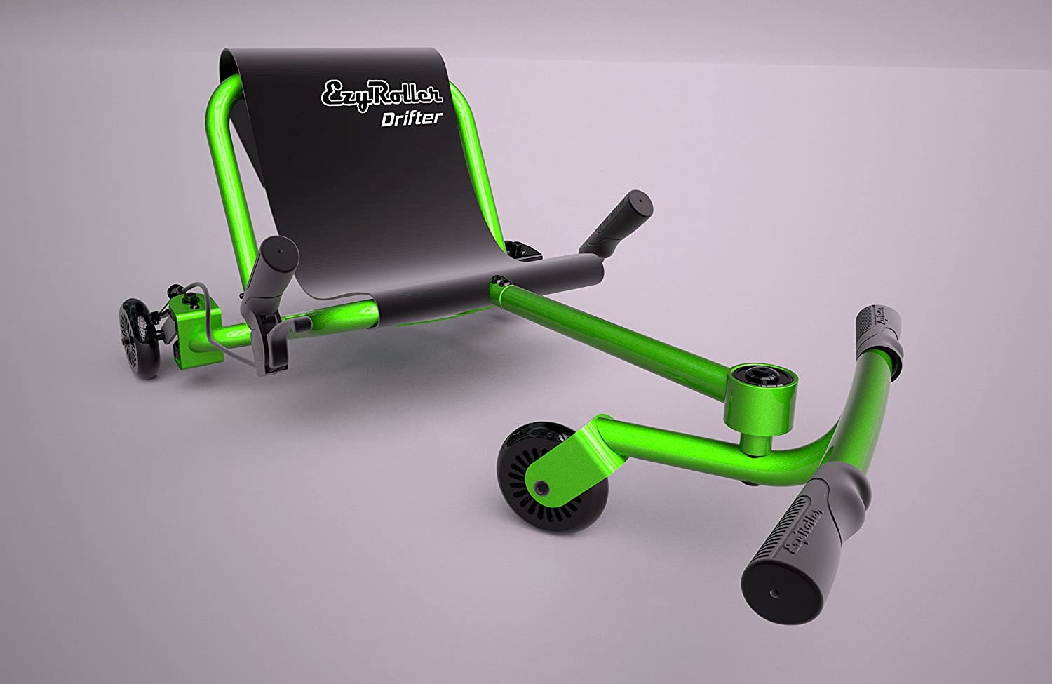 Ezyroller Drifter Ride On Go Faster Than Ever Before Lime Green