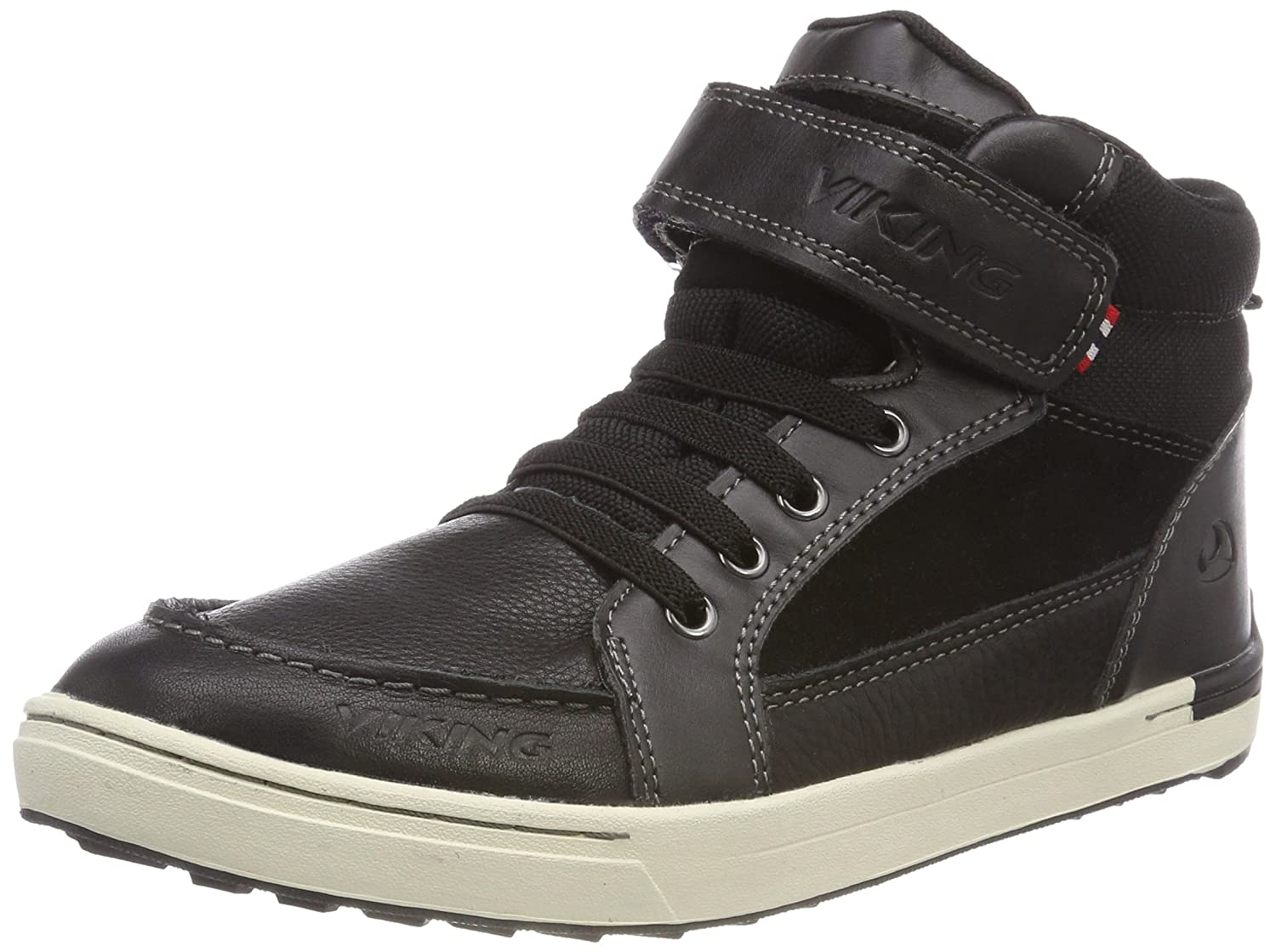 Viking Moss Mid, Chaussures Multisport Outdoor Mixte Enfant 3-48810
