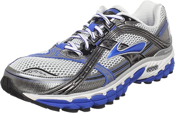 Brooks - Zapatillas, Color Plateado, Talla 42: Amazon.es: Zapatos y complementos