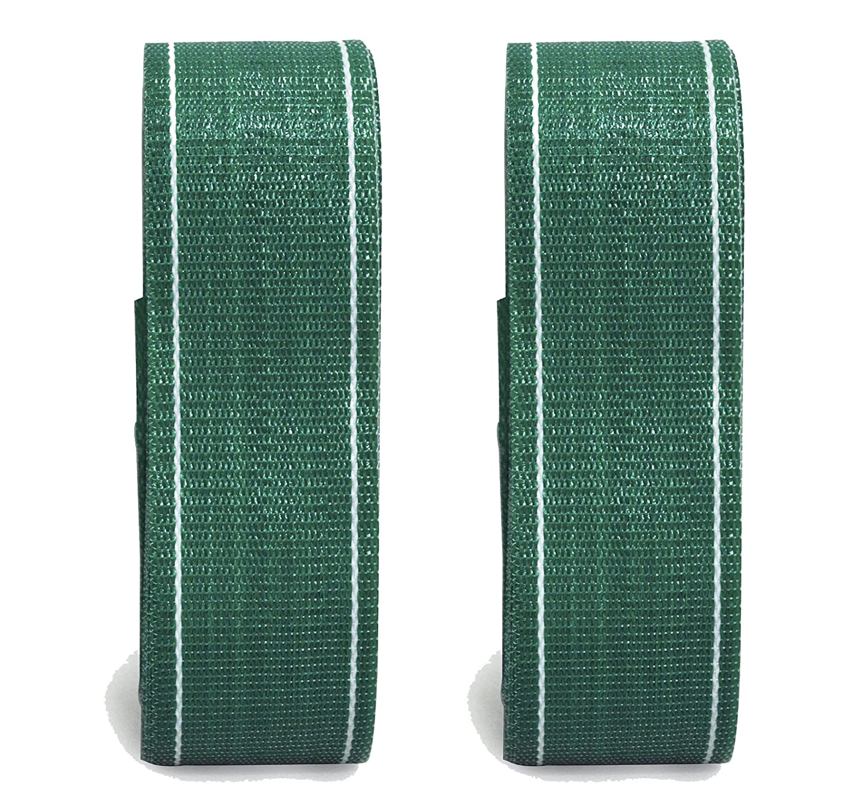 Frost King PW39G 2-1/4 x 39' Polypropylene Lawn Furniture Re-Webbing, Green (2)